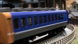 鉄道模型 TOMIX DD51×2プッシュプル方式牽引12系24系きのくにシーサイド