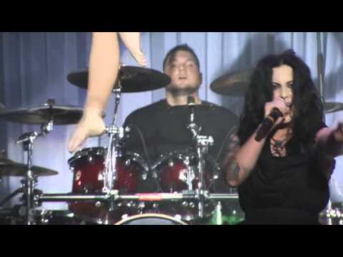 We Are The Fallen - Tear The Wold Down - Live in Cirque Des Damnes - HQ Audio