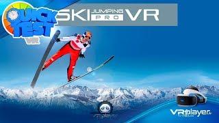 Ski Jumping Pro VR, on l'a enfin Testé sur PlayStation VR