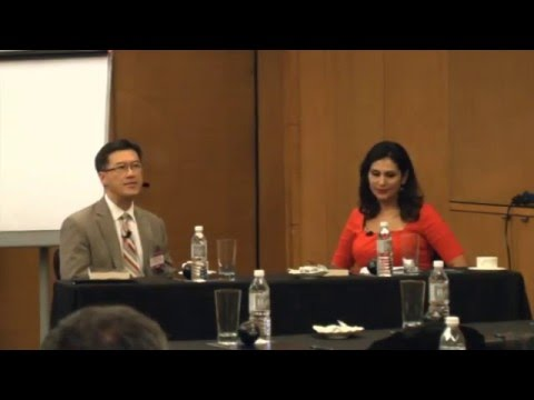 """Former CNBC News Anchor Lisa Oake Interviews Jason Ma about """"Young Leaders 3.0"""""""