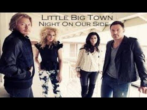 Little Big Town Night On Our Side Lyrics