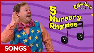CBeebies | Mr Tumble's Nursery Rhymes | Join In! thumbnail