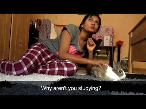 Exam Scenario in a Tamil Household