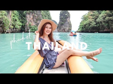 Solo Travelling to Phuket & How to Really Enjoy It⎮Thailand Travel Vlog Travel Guide Videos