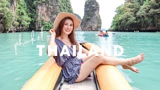 Solo Travelling to Phuket & How to Really Enjoy It⎮Thailand Travel Vlog