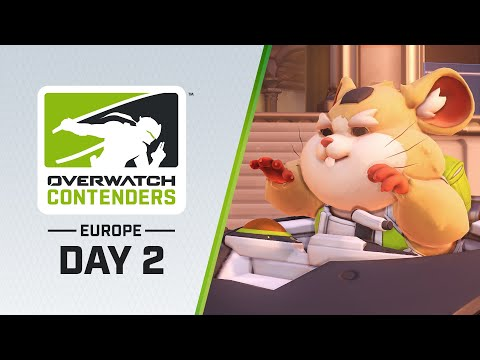 OW Contenders - Contenders Europe   S2 July   Day 2