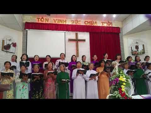 """Thánh ca 262 """"Tôi biết Đấng tôi đang tin""""(Ban Nữ giới HTTL Giao Hòa, Bến Tre)"""