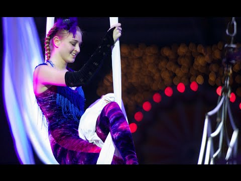 Sailor Circus Holiday Show Dec 2014 in 4k UHD