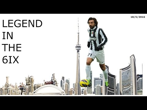 THE TiME ANDREA PiRLO WAS iN TORONTO
