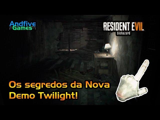 Resident Evil 7 Segredos da nova Demo Twilight E a M�o de Manequim
