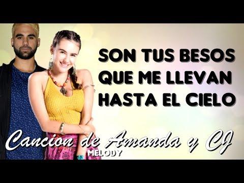 Cancion de Amanda y CJ (Como te Amo Yo - Melissa García)