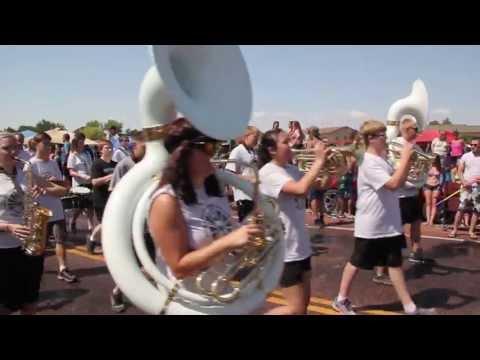 Pueblo West Water Parade