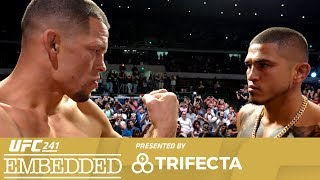UFC 241 Embedded: Vlog Series - Episode 7