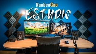 CÓMO CONSTRUIR ESTUDIO DE VÍDEO || YOUTUBE || RUNBENGUO