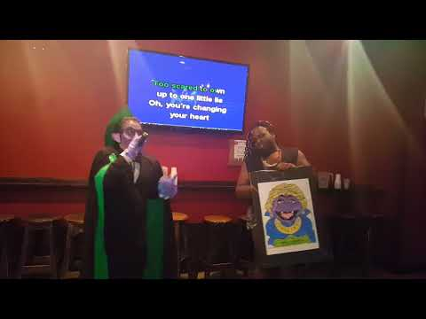 Tomakaze karaoke 1234 by Feist as the Count