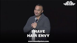 I Have Hair Envy | Russell Peters