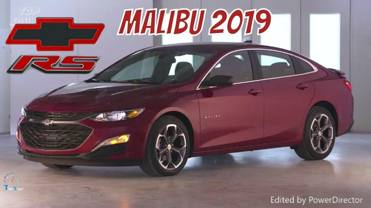Chevrolet Malibu 2019: Detalhes da nova versão RS, versões ...