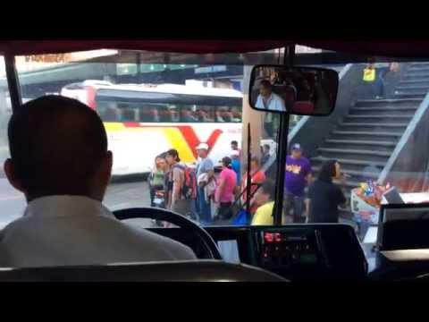 Bus Trip Cubao to Dagupan