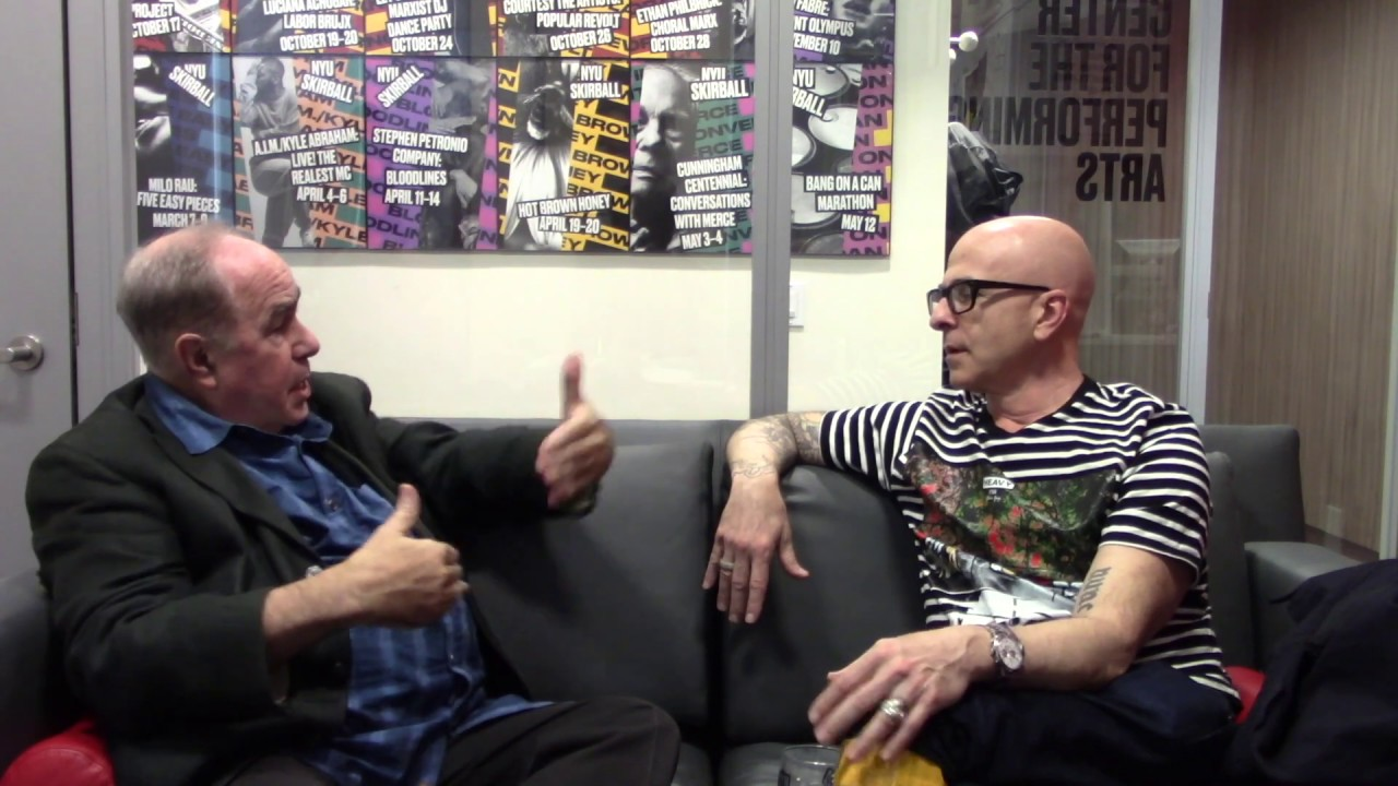 "Office Hours: Stephen Petronio and Roger Copeland on ""Bloodlines"""