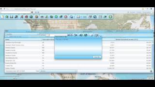 Creating a Demographic Report by Zip Code & County in Map Business Online(This short videos demonstrates how to use Map Business Online to create a report showing demographic data by zip code and county for the whole USA., 2014-08-21T19:57:51.000Z)