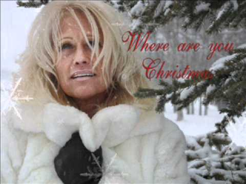Where Are You Christmas - Cindy Oldfield.wmv
