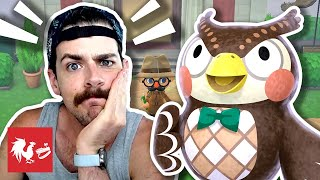 Trying to Hide from Jon in Animal Crossing| RT Inbox