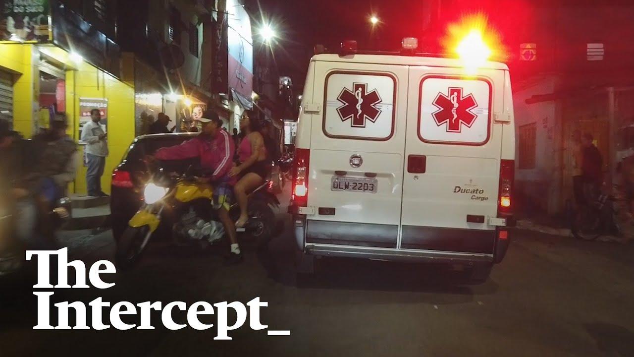 Bolsonaro deixou o Coronavírus devastar o país, e a Favela está tomando medidas com as próprias mãos