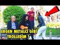 ÇILGIN METALCİ ŞAKASI İLE İNSANLARI TROLLEDİM !
