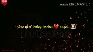 Broken💔 Angel👸 - Arash feat. Helena (Full English Version & Lyrics video )