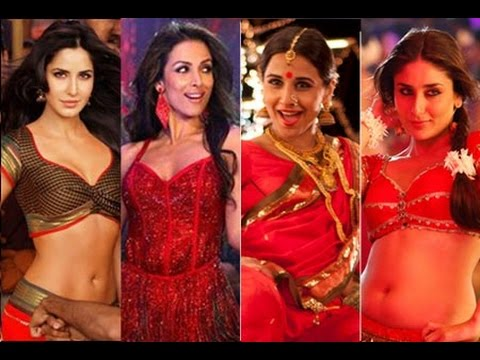 Top 10 Hottest Item Girls Of Bollywood In 2014