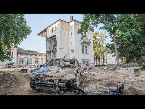 20.07.2021 - Hochwasser in Bad Neuenahr, mutmaßliche Plünderer gestellt