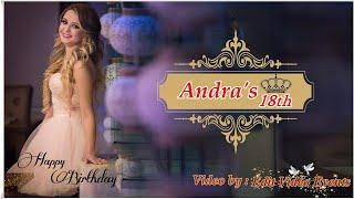 Intro - Majorat - Andra's 18th