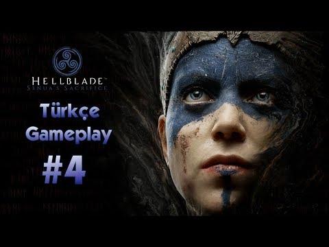 Hellblade: Senua's Sacrifice Türkçe Gameplay #4