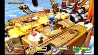 Powerstone 2 dreamcast gameplay (HD)