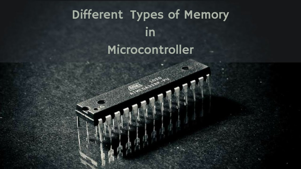 Different Types Of Memory In Microcontroller Flash Sram Atmel 8051 Based Programmer Electronic And Eeprom All About Electronics