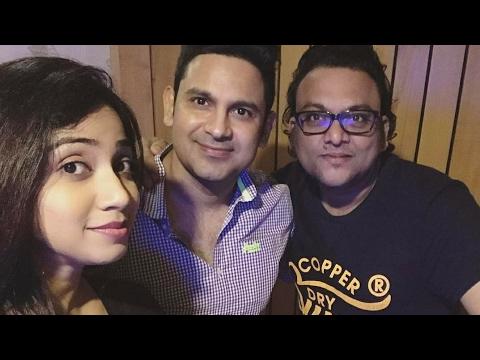 Shreya Ghoshal Live Rozana -Naam Shabana - 2017