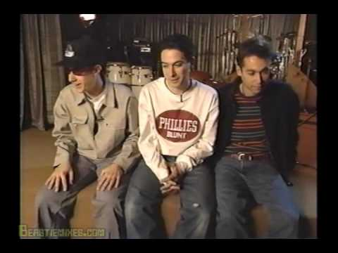 Beastie Boys Interview 2-29-1992
