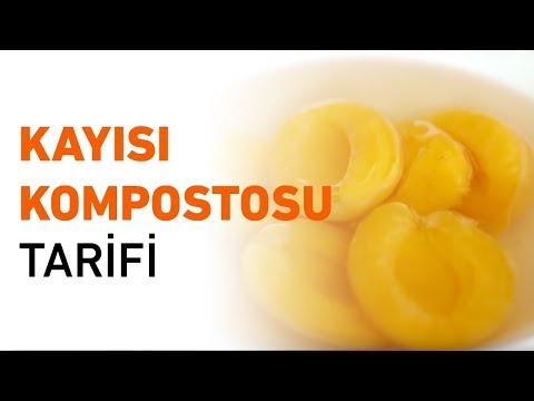 Bademli Kayısı Kompostosu nasıl yapılır