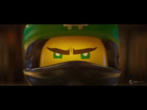 Lego Ninjago Movie Parody  Trailer 2017