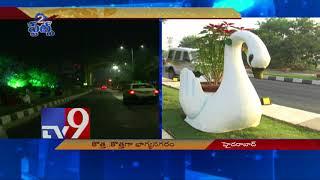 Hyderabad glows for Ivanka Trump! - TV9 Now