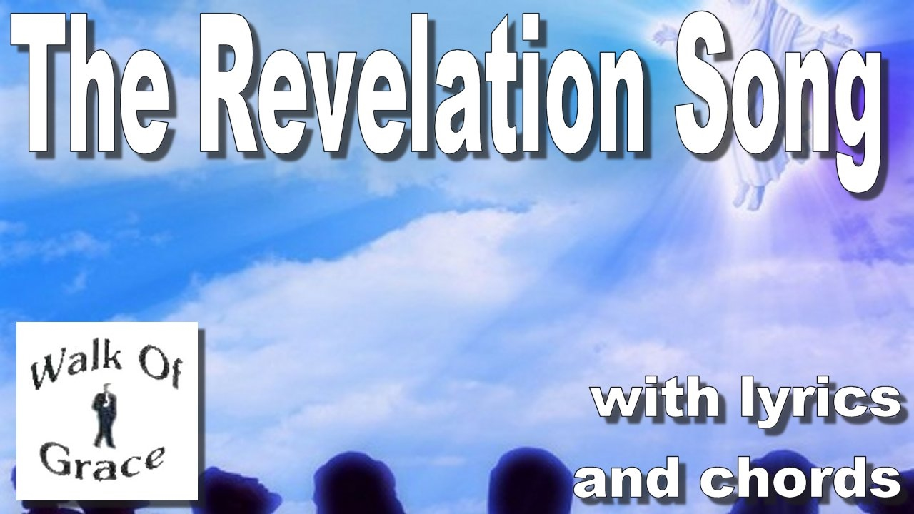 The Revelation Song Lyrics And Chords Youtube
