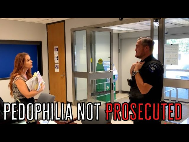 EXCLUSIVE: Cops Allow Pornographic Book Distribution to Kids