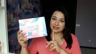 gLAMBOX/ #5/ МАЙ 2019/ Разочарование/ Обзор на бьюти бокс Glambox