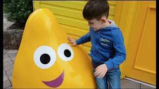 Learn Colors at the Playground Kids Song
