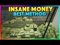 *NEW* BEST GTA 5 ONLINE UNLIMITED MONEY METHOD! - How To Make Money EASY & FAST 1.46! PS4/XB1/PC