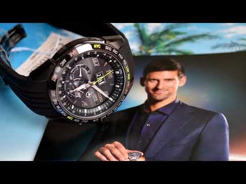 Обзор Seiko SBXB143 Astron Novak Djokovic Limited Edition модель 2017 года