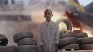 В Сети набирает популярность клип, высмеивающий Обаму. Новости сегодня.