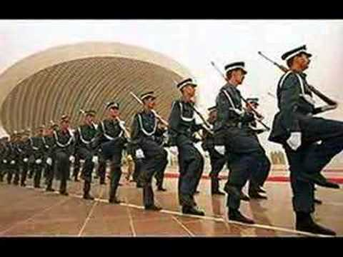Iraqi National Anthem Mawtini موطني