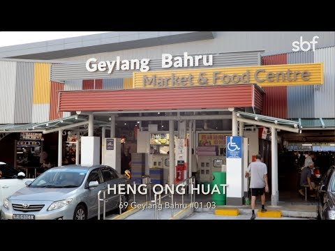 Heng Ong Huat - 1 Of The Best Curry Fish Head In Singapore