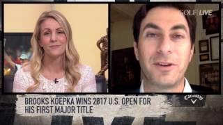 Inside SI's Brooks Koepka cover story | GOLF.com